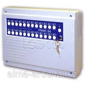 Прибор приемно-контрольный и управления охранно-пожарный Гранит-24