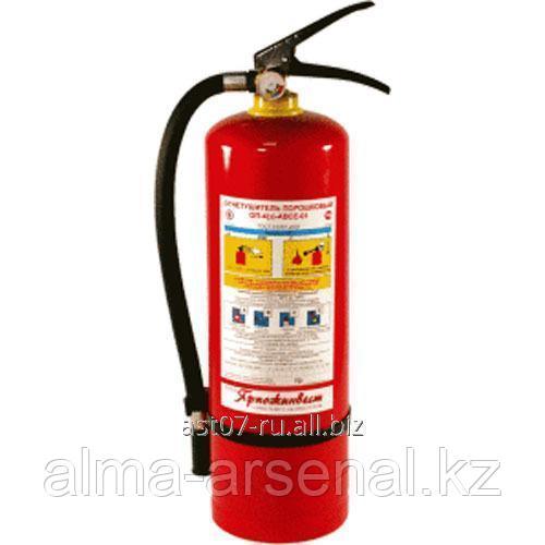 Огнетушитель ОП-10(3) АВСЕ