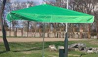 Зонт пляжный 1,5х1,5 м, мод.702BG (зеленый), фото 1