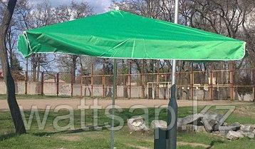 Зонт пляжный 2х2 м, мод.700BG (зеленый)
