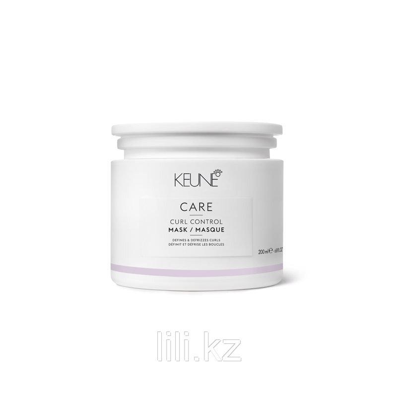 Питательная маска для сухих, вьющихся волос «Уход за Локонами» Keune Care Curl Control Mask 200 мл.