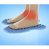 Коврик массажный для ног типа бабочка Futzuki Reflexology Mat Foot, фото 2