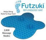 Коврик массажный для ног типа бабочка Futzuki Reflexology Mat Foot, фото 3