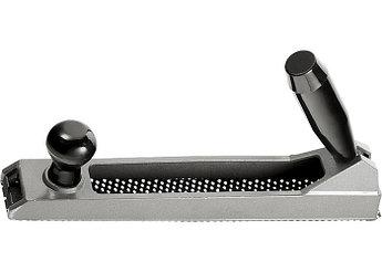 (879165) Рубанок, 250 х 42 мм, обдирочный, металлический, для гипсокартона, переставная ручка// MATRIX