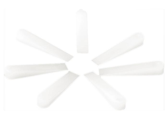 (880225) Клинья, 30х6х5 мм, для кладки плитки, 200 шт.// SPARTA