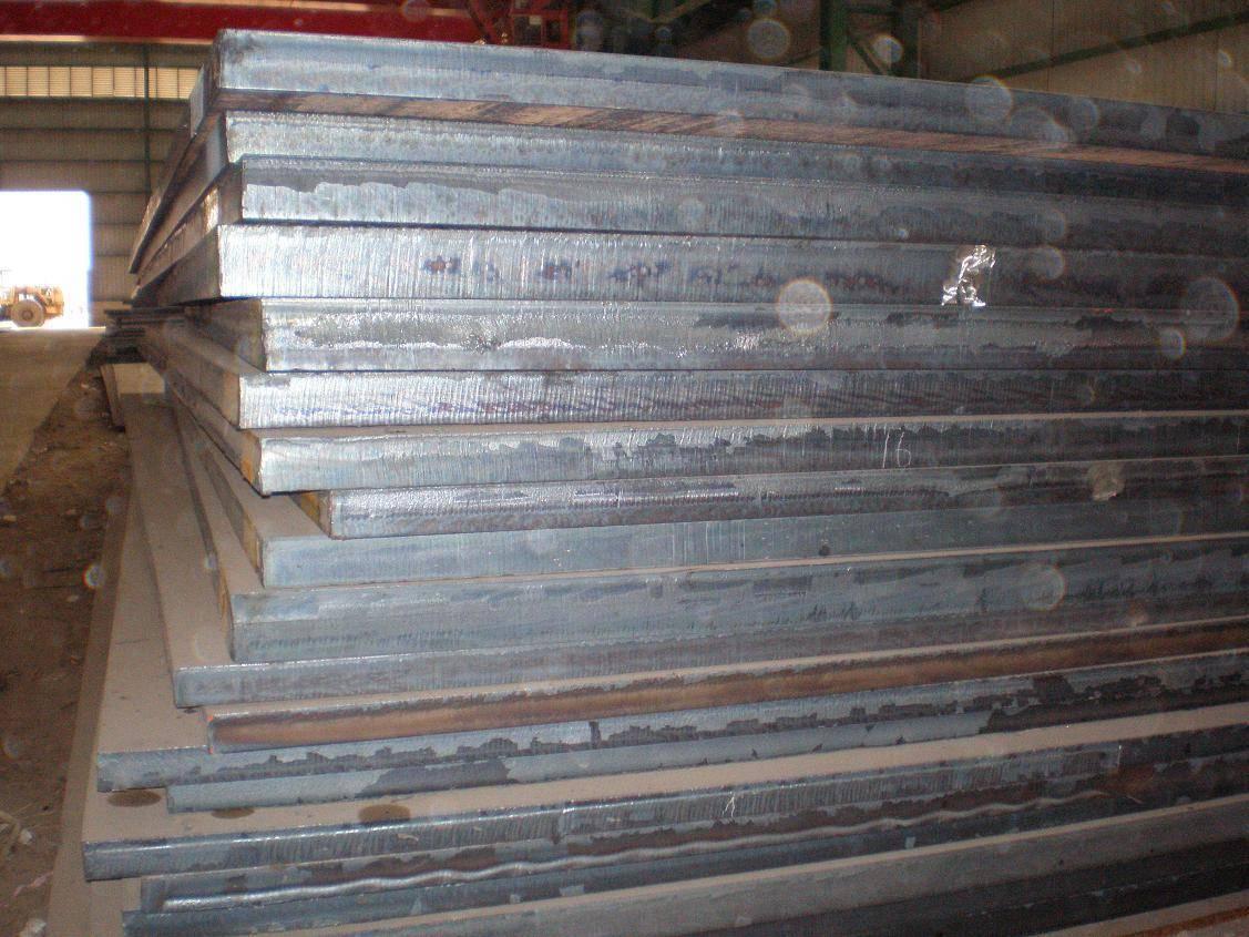 Котельный лист 80х2000х6000 ст.09Г2С