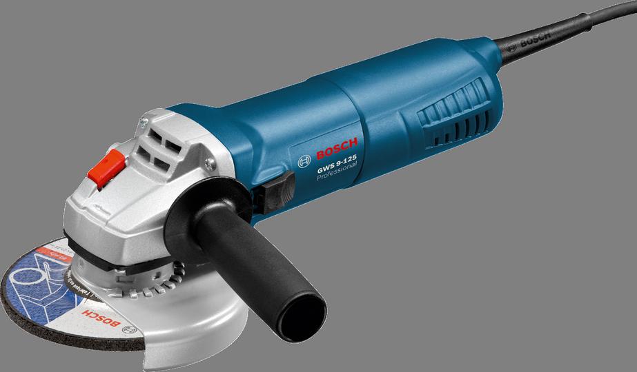 Угловая шлифмашина GWS 9-125 Bosch (060179C000)