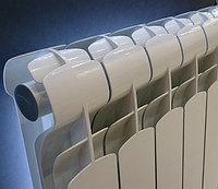 Радиатор алюминиевый Royal Thermo Indigo 500/100 AL, фото 1