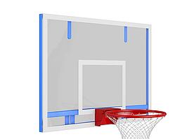 Щит баскетбольный (из оргстекла) 1200мм х 800мм без кольца
