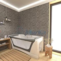 Акриловые прямоугольные ванны (100%-литиевой акрил)
