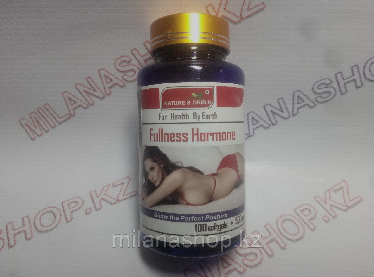 Капсулы для увеличения груди