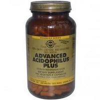 Solgar, Пробиотик Ацидофилин Плюс, 240 капсул
