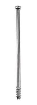 Винт канюлированный самосверлящий диаметром  6.5мм, с длинной резьбы 16 мм