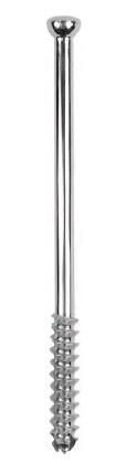 Винт канюлированный самосверлящий диаметром  6.5мм, с длинной резьбы 32 мм