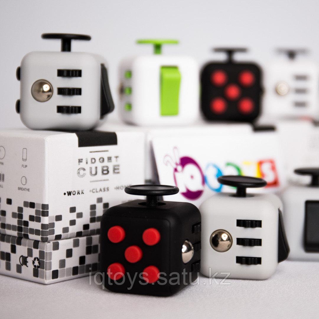 Кубик для релаксации Fidget Cube 6 граней