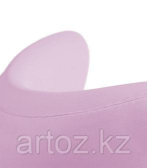 Кресло Egg Chair leatherette (pink), фото 2