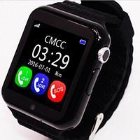 Сенсорные умные часы-телефон SMART WATCH, фото 1