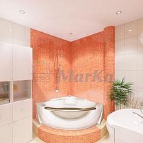 Акриловая угловая ванна Гранд Люкс 155х155 (Полный комплект), фото 3