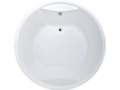 Акриловая круглая ванна Омега 180x180 см.