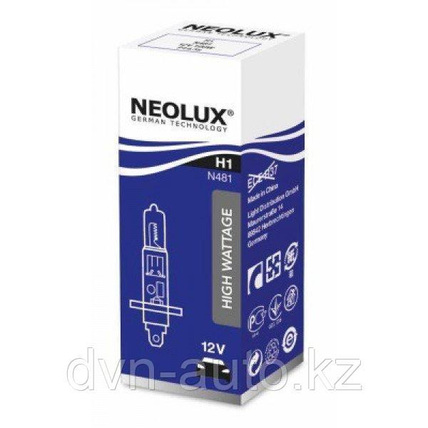 NEOLUX Автомобильная лампа Н1