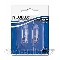 NEOLUX Автомобильная лампа W5W комплект