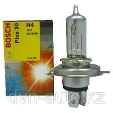 BOSCH Plus 30  Автомобильная лампа H4