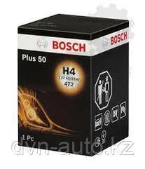 BOSCH Plus 50  Автомобильная лампа H4