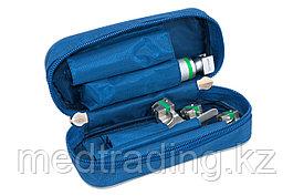 Ларингоскопы для экстренной медицины серии ЛЭМ-02/В волоконно-оптические взрослые (рукоять+3 клинка)