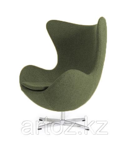 Кресло Egg Chair cashemere (khaki), фото 2