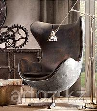 Кресло Egg AVIATOR leather, фото 3