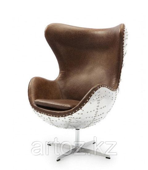 Кресло Egg AVIATOR leather