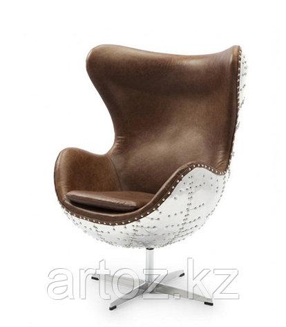 Кресло Egg AVIATOR leather, фото 2