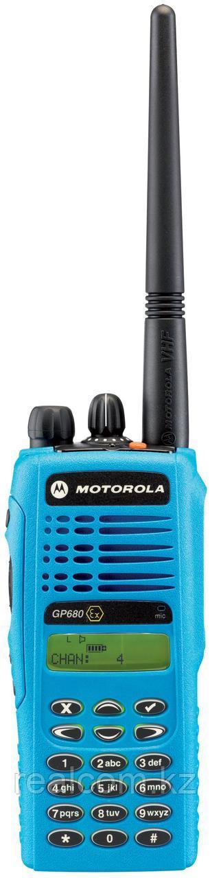 MOTOROLA GP680 403-470МГЦ, 1/4ВТ, 16КАН., MPT, БЕЗ ЗАРЯДНОГО УСТ-ВА