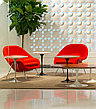 Кресло Womb Red, фото 6