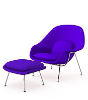 Кресло Womb Violet
