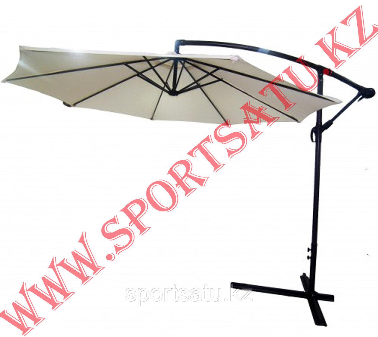 Зонты Для Кафе,Ресторанов И Отдыха 2.5*3м