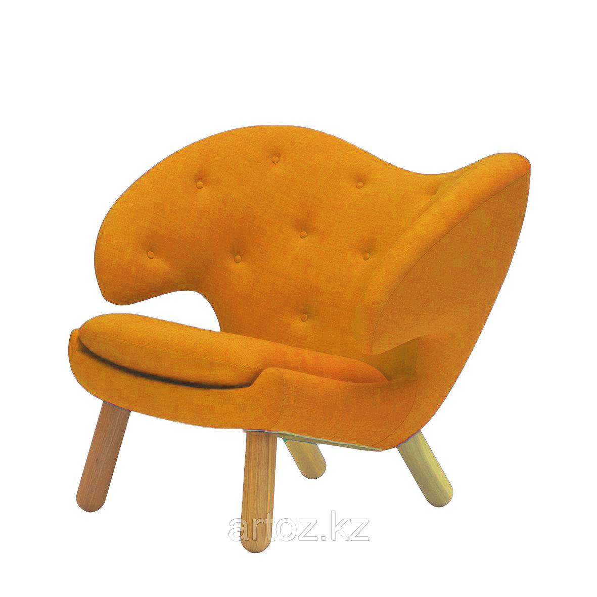 Кресло Pelican (mustard)