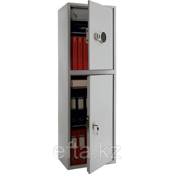 Бухгалтерский шкаф Практик SL 150/2T EL