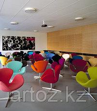 Кресло Swan chair cashemere (violet), фото 3