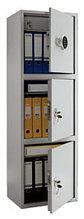 Бухгалтерский шкаф Практик SL 150/3T EL