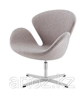 Кресло Swan chair cashemere (beige), фото 2