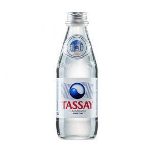 Вода Tassay без газа 0,25л (стекло)