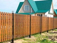 Заборы, ворота, решётки, беседки, скамейки, фонари - из ДЕРЕВА и шпона на заказ в Астане и Алматы