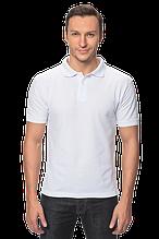 Рубашки, футболки ПОЛО унисекс белые.