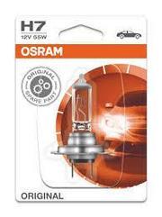 OSRAM  Автомобильная лампа H7 +110%