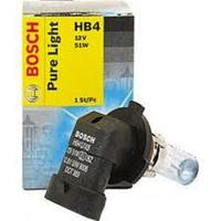 BOSCH PURE LIGHT  Автомобильная лампа HB4