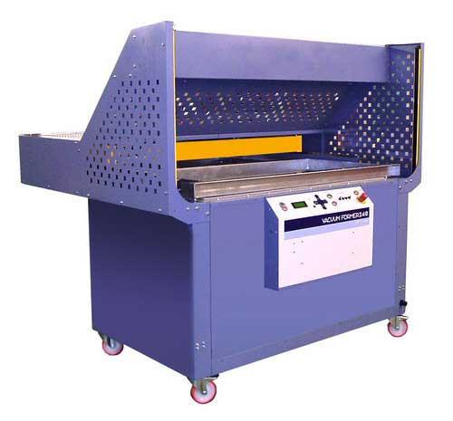 Оборудование для вакуумной формовки CR Clarke VF-248