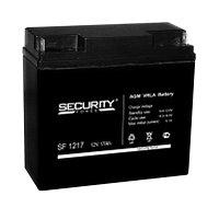 Батарея аккумуляторная 12В 17А.ч Security Force SF 1217
