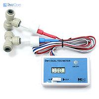 HM Digital Dual TDS Monitor 1 - он-лайн монитор эффективности очистки воды DM1