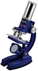 Микроскоп детский 100х-300х-600х